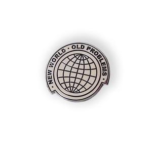 New World Pin