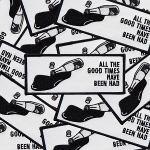 Good Times Patch