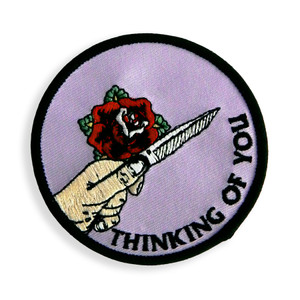 Thinking of You Patch