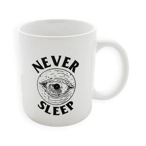 Never Sleep Mug