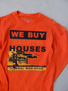 Haunted Houses Long Sleeve