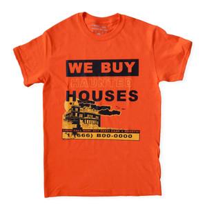 Haunted Houses Short Sleeve