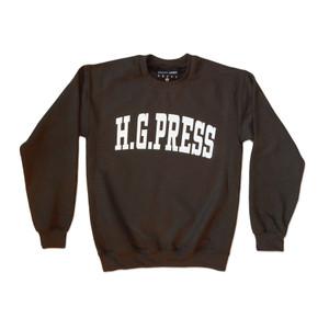 University Crew Neck Sweatshirt