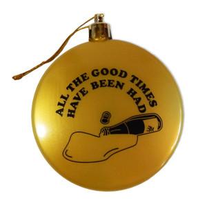 Good Times Ornament
