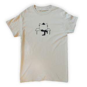 Sunday Times Tee by Art With Josh