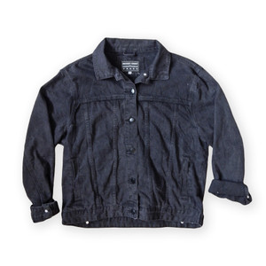 I Worked Hard For This Body Denim Jacket One Off