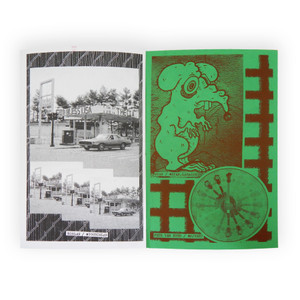 EMPTIES Vol. 1: A Zine by Hungry Ghost Press Presented by PBR
