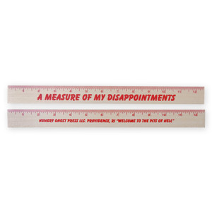 Disappointments Ruler