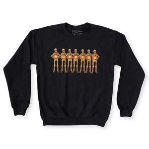 Pumpkin Pals Crew Neck Sweatshirt