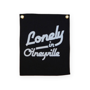 Lonely in Olneyville Wall Hanging