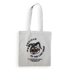 Never Sleep Coffee Tote