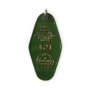 Valley Street Motor Lodge Keychain