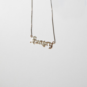 Hungry Necklace