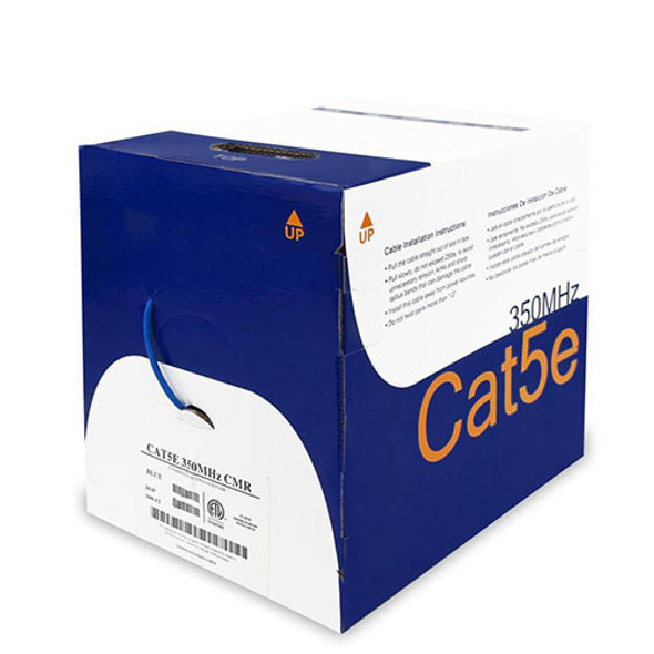 Wavenet Cat5e 1000ft. Unshielded Riser Cable