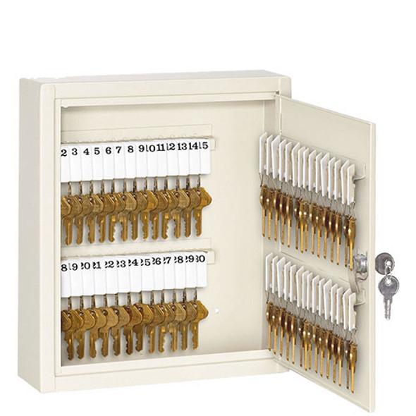 Master Lock Heavy Duty Key Cabinet - 60 Keys