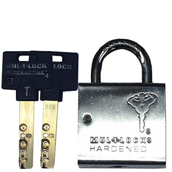 Mul-T-Lock C08PC1KA Padlock