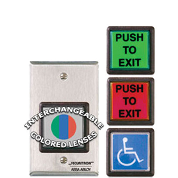 Securitron Emergency Exit Button