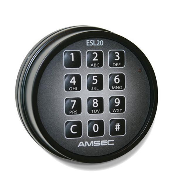 AMSEC ESL20 Electronic Lock