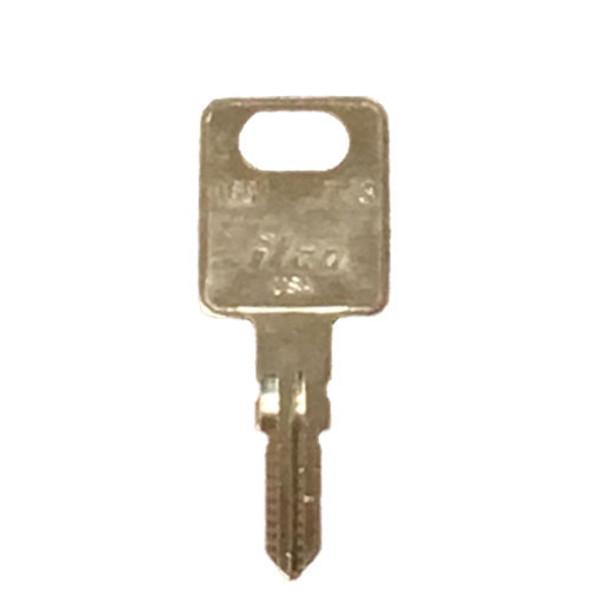 Ilco FIC3 Trailer Door Lock Key