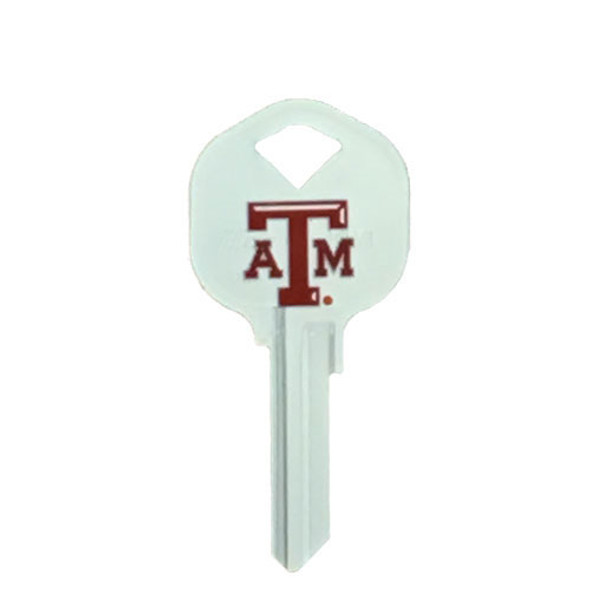 Ilco KW1 Sports Keys - Texas A and M