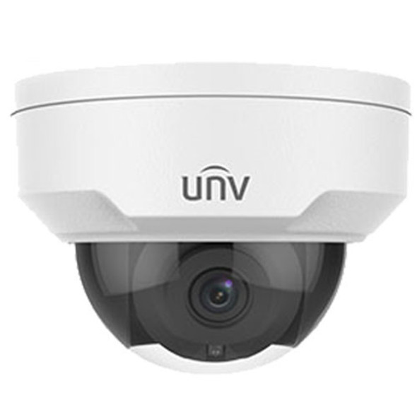 Uniview 5MP Starlight Vandal Proof Dome