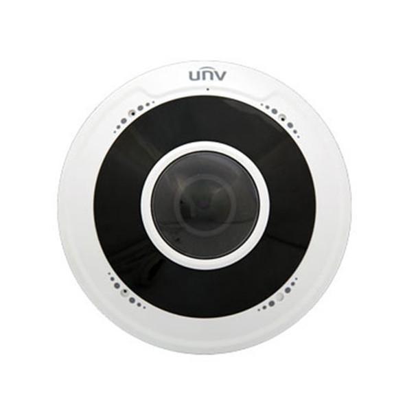 UNV 5MP Fisheye Fixed Dome Network Camera