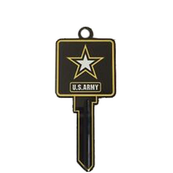 Kwikset KW1 Novelty Keys - Army