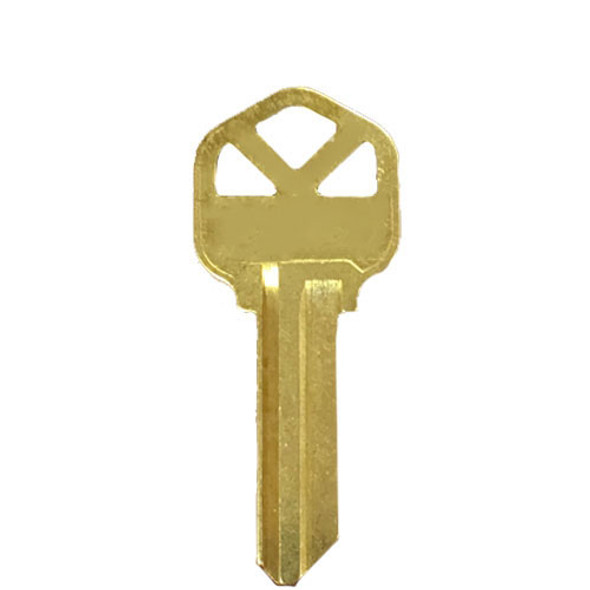 Kwikset KW1 Standard key blank