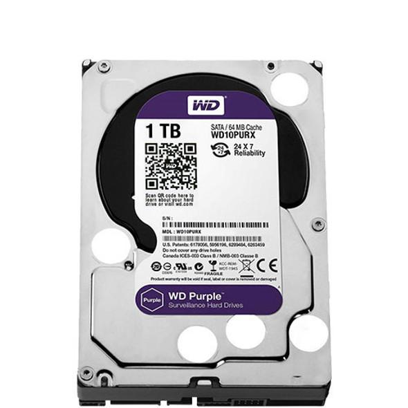 WD Surveillance Hard Disk Drive
