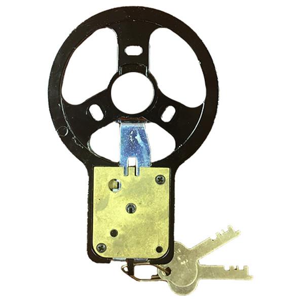 Sargent & Greenleaf R132-019 Key Locking Dial Ring Back