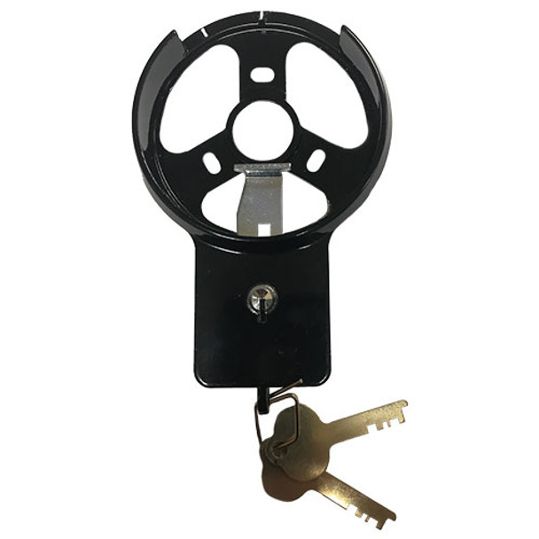 Sargent & Greenleaf R132-019 Key Locking Dial Ring Front