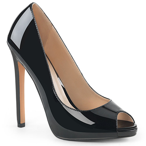 "Sexy 5"" Peep-toe Pump"