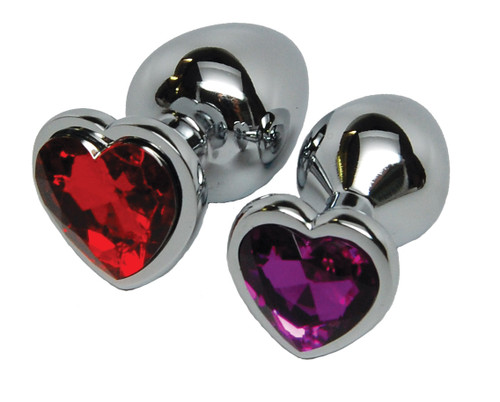 Love your butt with one of these pretty plugs!