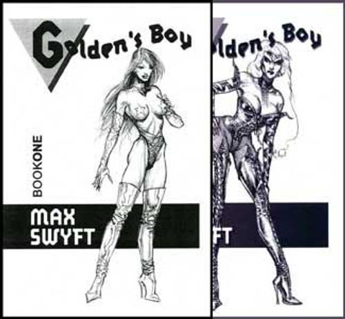 Golden's Boy Books 1 and 2