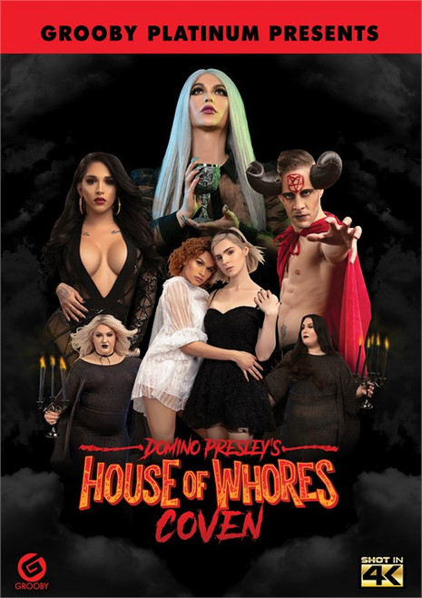 Domino Presley's House Of Whores: Coven