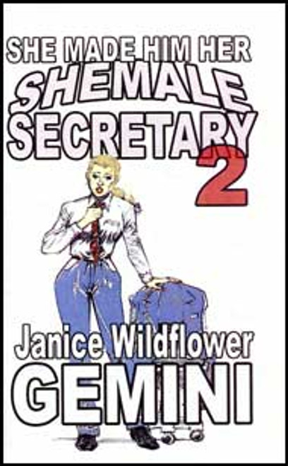 She Made Him Her Sweet Shemale Secretary #2