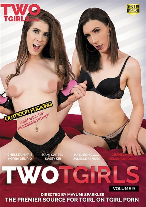 Two Tgirls vol. 9
