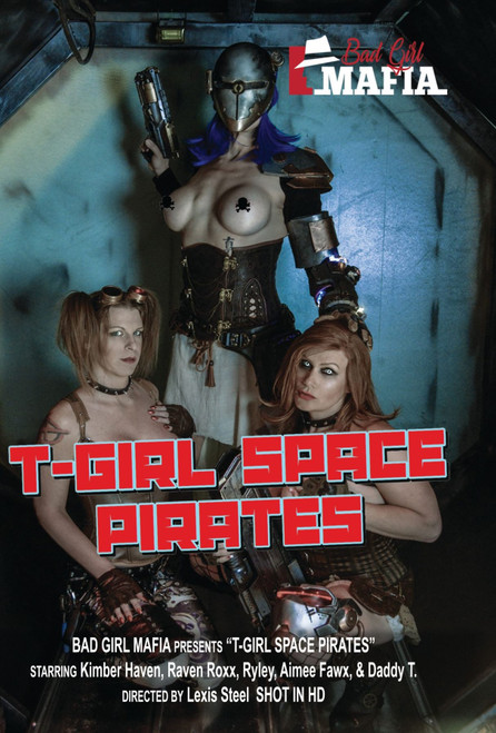 T-Girl Space Pirates