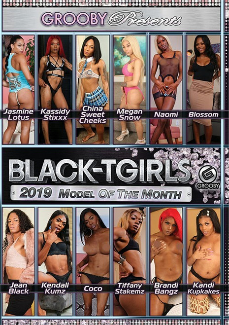 Black-TGirls 2019 Model Of The Month