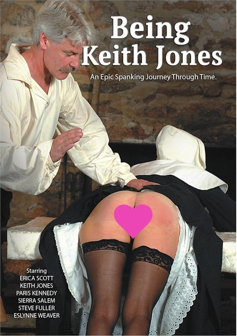 Being Keith Jones