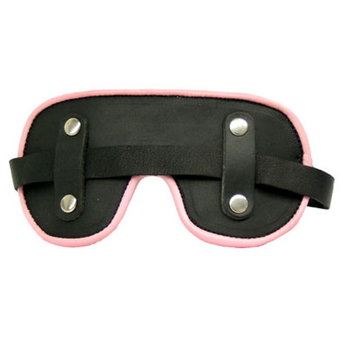 Piping Buckle Strap Blindfold