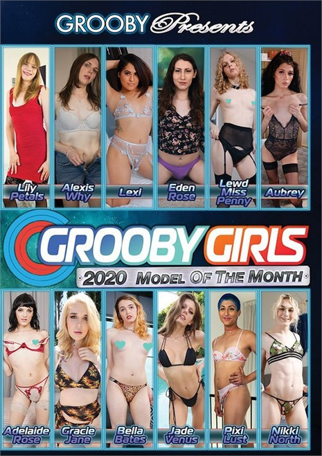Grooby Girls 2020: Model Of The Month