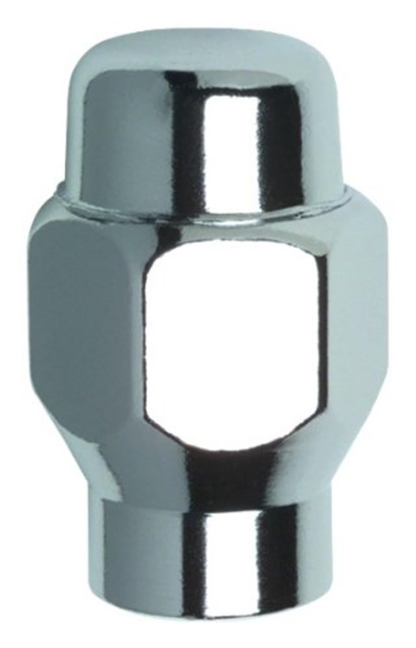Gorilla Automotive 41187B Acorn Bulge Seat Lug Nuts 1//2 Thread Size