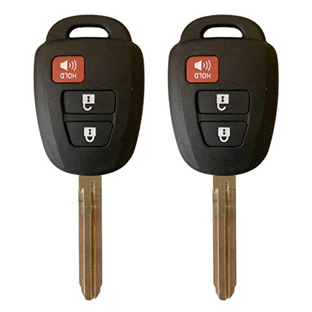 NEW For 14-17 Toyota Camry Corolla Keyless Entry Remote Key H Chip HYQ12BDM