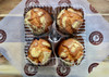 Corn Muffins 4 Pack Packed