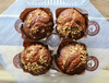 Banana Nut Muffins 4 pack