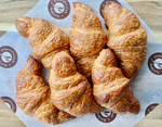 Large French Croissant 6 Pieces