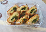 Small Butter Spinach Feta Savory Croissant 6 Pieces