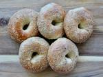 Sesame Bagel 5 pack