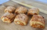 6 Apricot Rugelach
